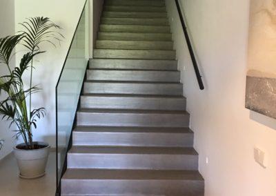 Especialistas en Microcementos para Escaleras, Microestil