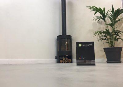 Microcementos para Suelos y Escaleras, Microestil en Mallorca